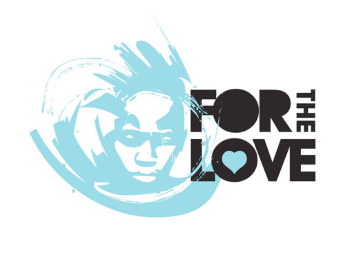For the love logo