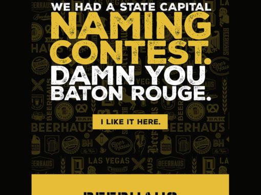 Beerhaus Ad