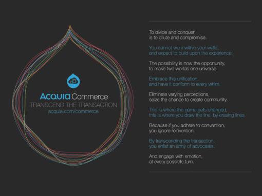Acquia Commerce Ad