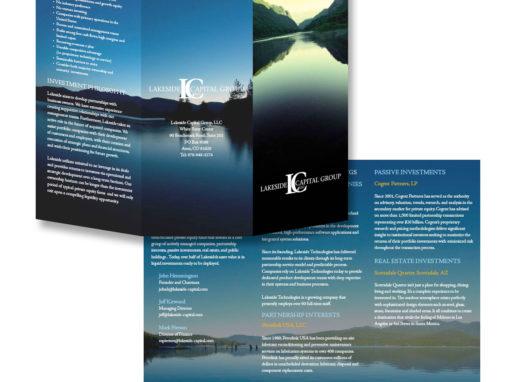 LCG 3 Panel Brochure