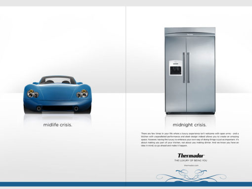 Thermador ad