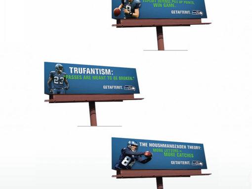 Seahawks Billboards